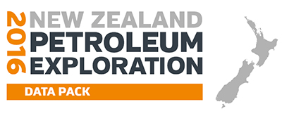 New Zealand Petroleum Exploration Data Pack 2016 logo.