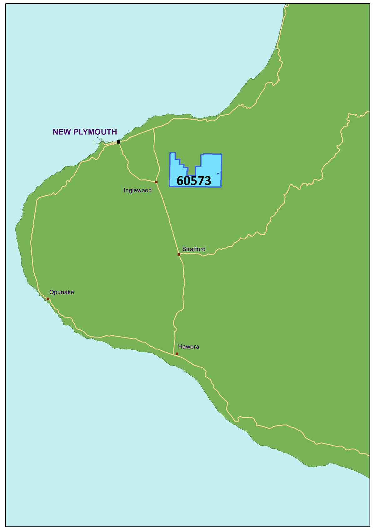 Map showing the block offer award 2018