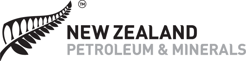 New Zealand Petroleum & Minerals logo